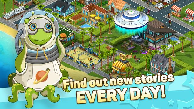 SuperCity: My Town Life Sim screenshot 8