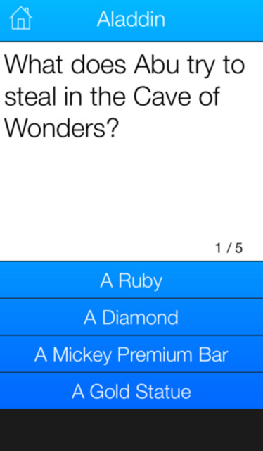 Mouse Trivia - Free Movie, Animation, & Theme Park Quizzes for Disney Fans screenshot 4