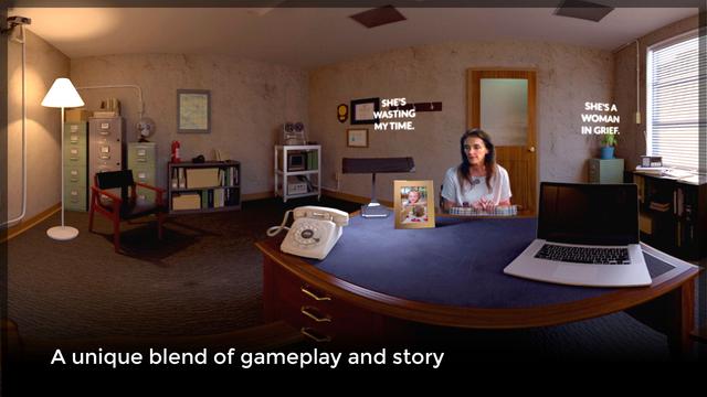 VR Noir screenshot 7