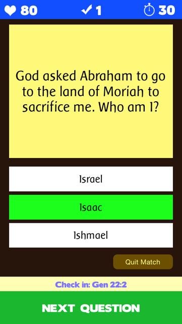 Who am I? (Biblical) [Ad Free] screenshot 3