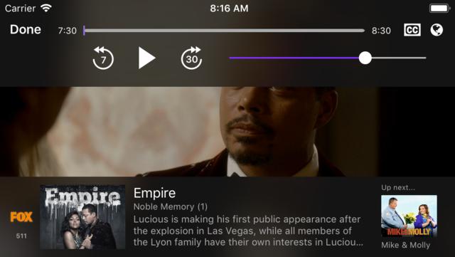 Channels ‒ Live TV screenshot 4
