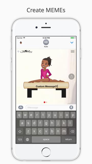 Gabbymoji screenshot 4