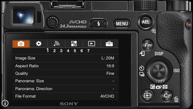 Sony a6000 Virtual Camera by Gary Fong screenshot 2