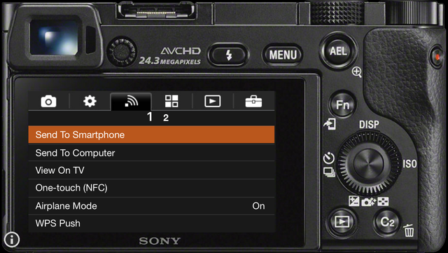 Sony a6000 Virtual Camera by Gary Fong screenshot 4