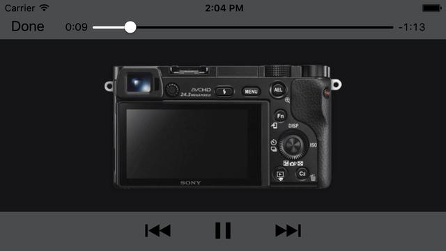 Sony a6000 Virtual Camera by Gary Fong screenshot 5