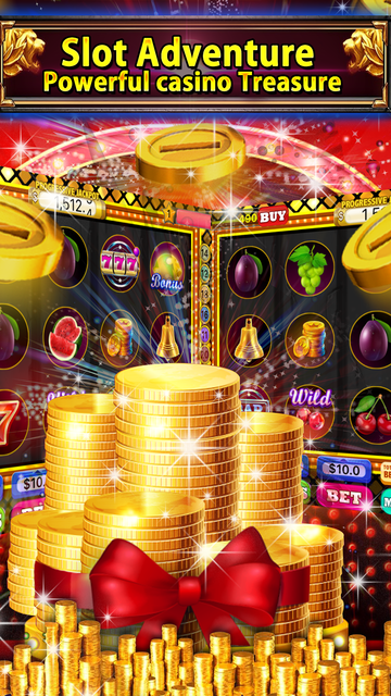 Fortune Jackpot Coins 7's Slots & All Casino Games screenshot 1