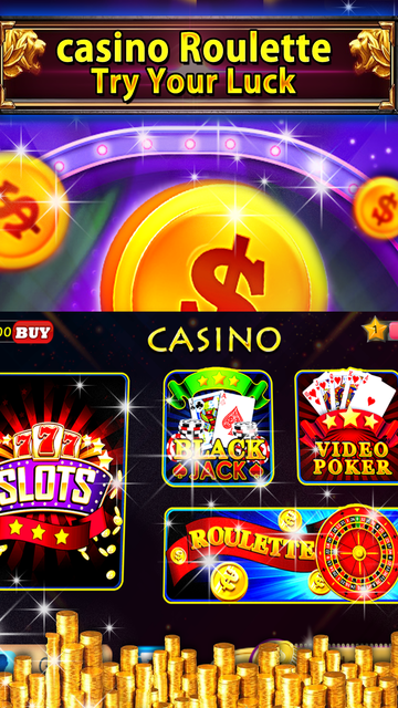 Fortune Jackpot Coins 7's Slots & All Casino Games screenshot 3