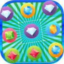 Crystal Legends - Millionaire Count - iOS App with 90,000 downloads/mo making $8,352/mo