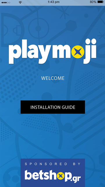 PLAYMOJI screenshot 1