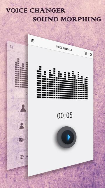 Voice Changer Prank Recorder screenshot 4