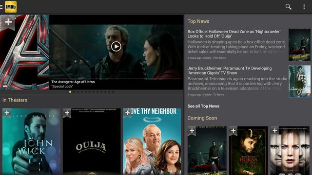 App Guide for IMDb Movies & TV screenshot 2