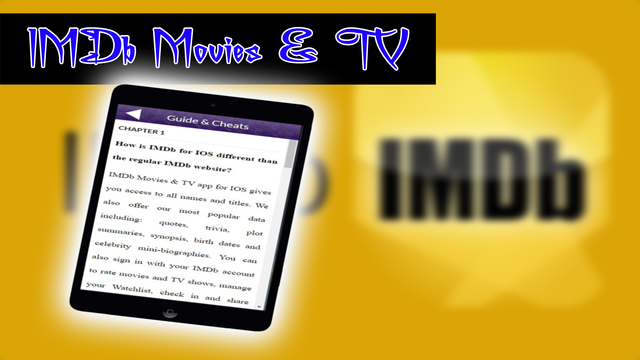 App Guide for IMDb Movies & TV screenshot 3