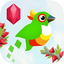 Polished Endless Casual Game: About A Bird