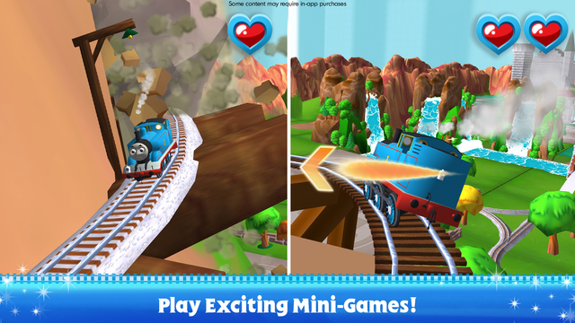 Thomas & Friends: Magic Tracks screenshot 6