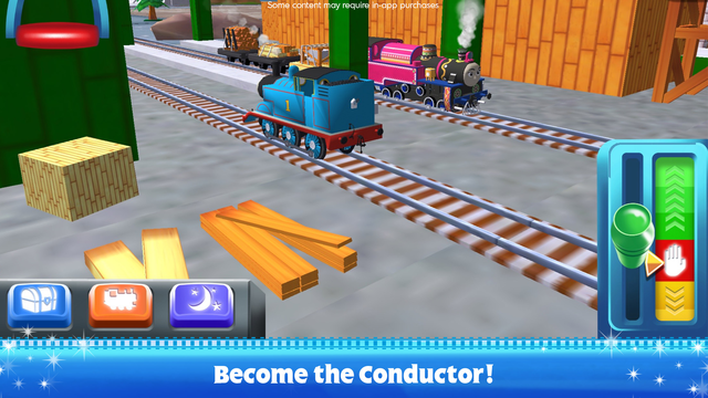 Thomas & Friends: Magic Tracks screenshot 7