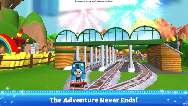 Thomas & Friends: Magic Tracks screenshot 13