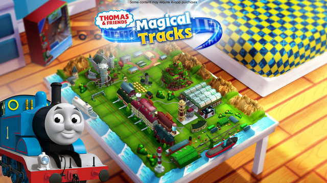 Thomas & Friends: Magic Tracks screenshot 15