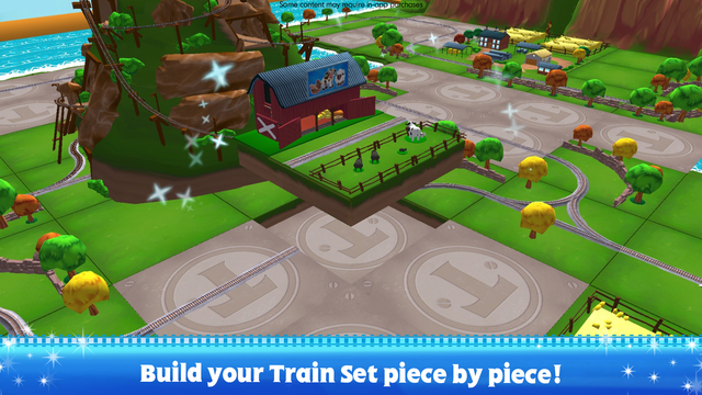 Thomas & Friends: Magic Tracks screenshot 34