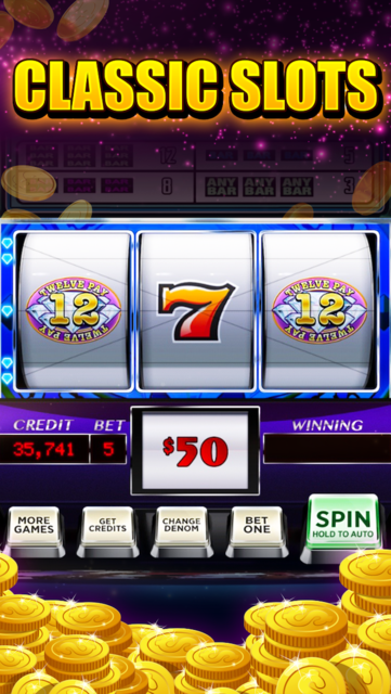 Good Old Slots screenshot 2