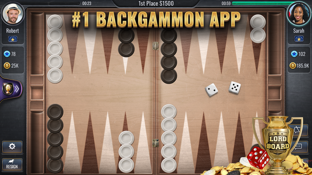 Backgammon - Lord of the Board screenshot 10