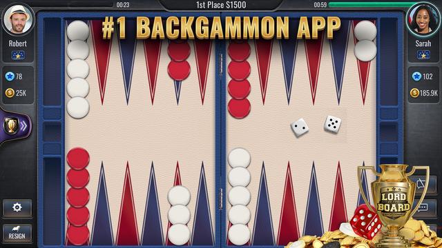 Backgammon - Lord of the Board screenshot 9