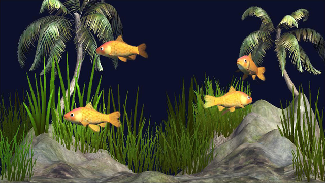 Fish Sim for Cats screenshot 2