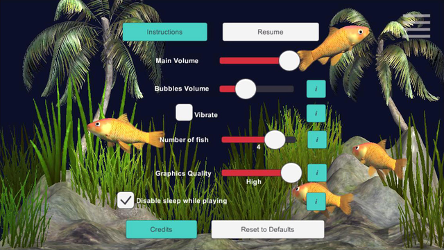 Fish Sim for Cats screenshot 4