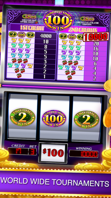 Old Fashioned Slots screenshot 4