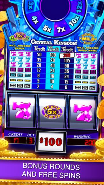 Old Fashioned Slots screenshot 5
