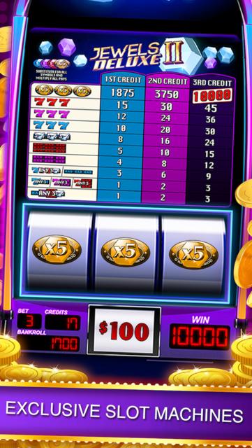 Old Fashioned Slots screenshot 1