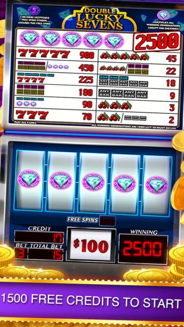 Old Fashioned Slots screenshot 2