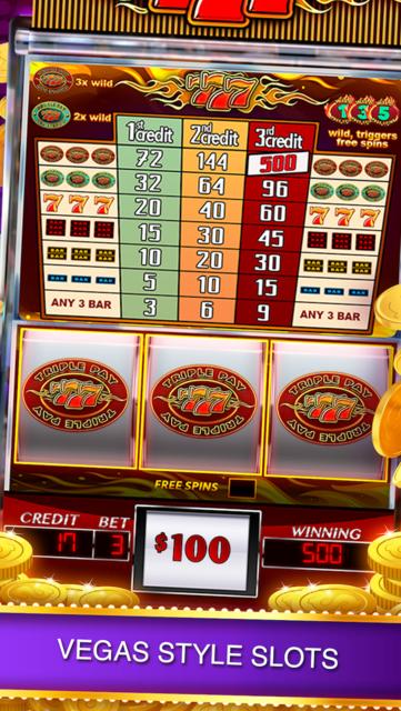 Old Fashioned Slots screenshot 3