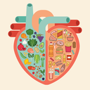 Icon for Healthy Me: Good Food and Bad Food