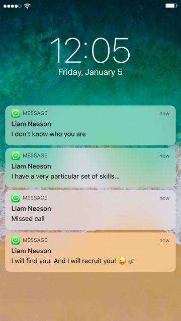 Fake Text Fun - Prank Message screenshot 1