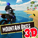 Addictive Mountain Bikes 3D IOS App , making 90$ Per month