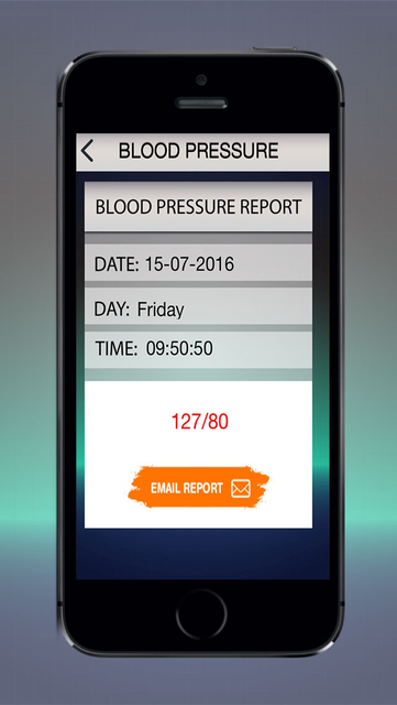 Finger Blood Pressure Calculator Prank - Prank with Friends & Family With Blood Pressure Tracking Application screenshot 5