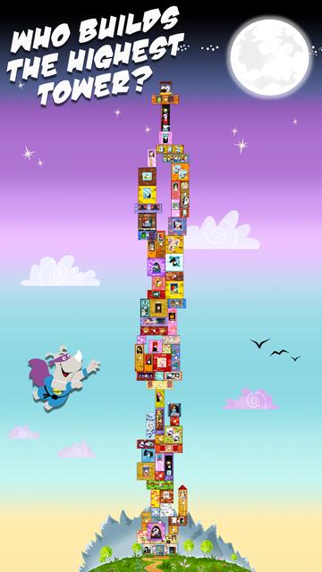 Rhino Hero Action Game screenshot 1