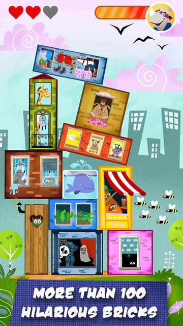 Rhino Hero Action Game screenshot 2