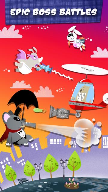 Rhino Hero Action Game screenshot 3