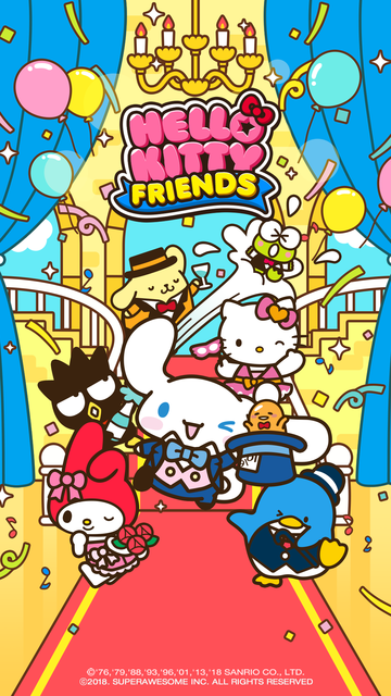Hello Kitty Friends screenshot 6