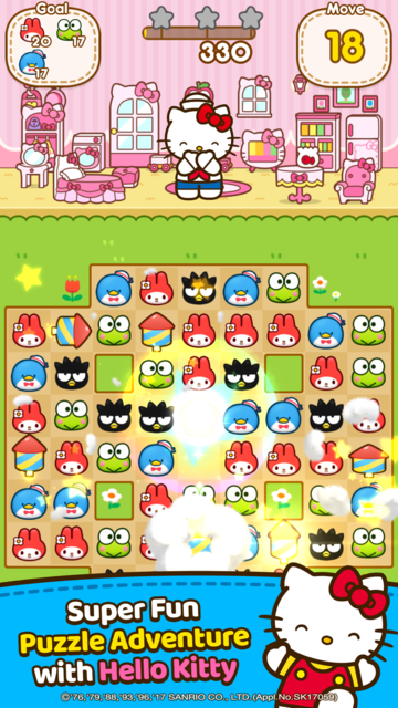 Hello Kitty Friends screenshot 7