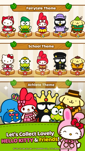 Hello Kitty Friends screenshot 8