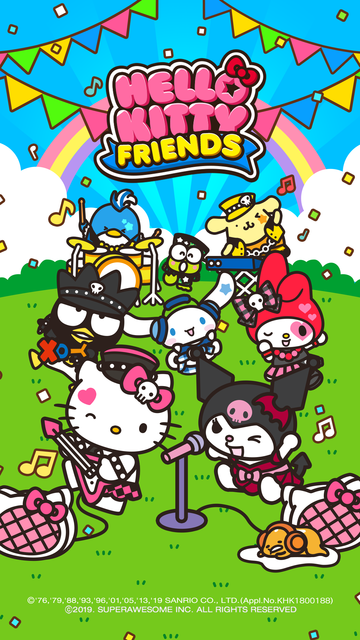 Hello Kitty Friends screenshot 11