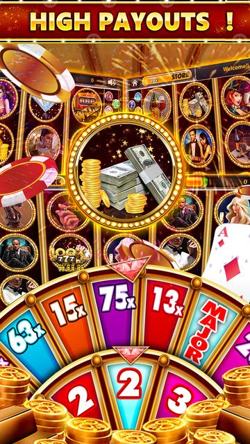 Billionaire Hot Slots Casino Get Billion Free Coin screenshot 2