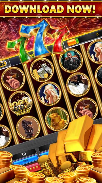 Billionaire Hot Slots Casino Get Billion Free Coin screenshot 3