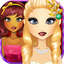 Dress Up Party Girls Maker-over App Source Code, Art Source Files in $500.