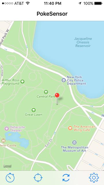 About: PokeSensor - Map for Pokemon GO (iOS App Store
