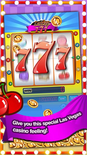 Slot Machines–Slots Free Casino screenshot 1