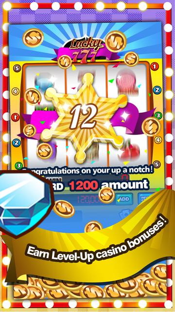 Slot Machines–Slots Free Casino screenshot 2