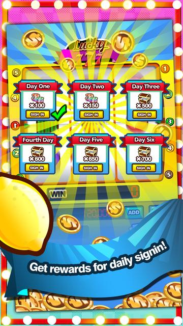 Slot Machines–Slots Free Casino screenshot 4
